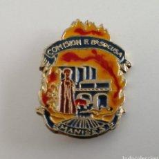 Pins de colección: MANISES. VALENCIA. COMISIÓN FALLERA. Lote 194931256