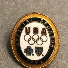 Pins de colección: PIN SERVICIOS MEDICOS EQUIPO USA OLIMPIADAS BARCELONA 1992. Lote 194965973