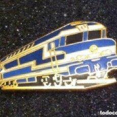 Pins de colección: PIN LOCOMOTORA. Lote 194980780