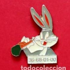 Pins de colección: PIN BUGS BUNNY. Lote 195059185