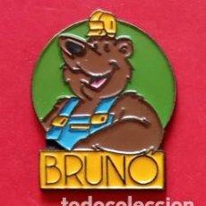 Pins de colección: PIN BRUNO. Lote 195059207