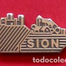 Pins de colección: PIN SION. Lote 195059253