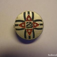 Pins de colección: INSIGNIA CUBANA AÑOS 70, Nº 2.. Lote 195060516