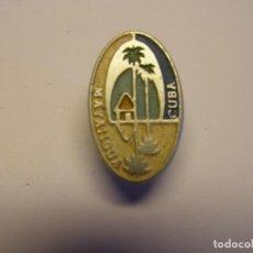 Pins de colección: INSIGNIA CUBANA AÑOS 70, MAYAJIGUA.. Lote 195060577