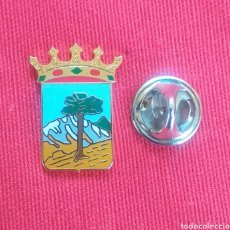 Pins de colección: PIN HERALDICO - ESCUDOS PUEBLOS DE ESPAÑA - MADRID - LOS MOLINOS. Lote 195116318