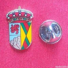 Pins de colección: PIN HERALDICO - ESCUDOS PUEBLOS DE ESPAÑA - MADRID - ORUSCO DE TAJUÑA. Lote 195116531