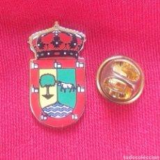 Pins de colección: PIN HERALDICO - ESCUDOS PUEBLOS DE ESPAÑA - MADRID - LOZOYUELA. Lote 195116782