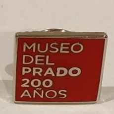 Pins de colección: PIN MUSEO DEL PRADO. Lote 195136948