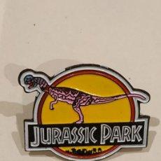 Pins de colección: PIN JURASSIC PARK. Lote 195137391