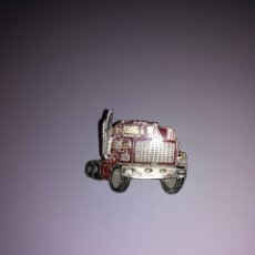 Pins de colección: PIN AÑOS 80 Y 90 TRAILER CAMION PIN PARA COLECCIONISTAS. Lote 195141481