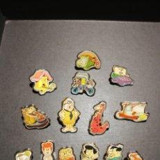 Pins de colección: LOS PICAPIEDRA 1994. Lote 195153920