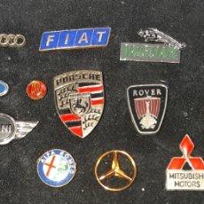 Pins de colección: PIN LOGO COCHE DESDE 1 EURO/UNIDAD A 6 €. Lote 195186870