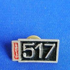 Pins de colección: PIN LEVIS 517. Lote 195340517