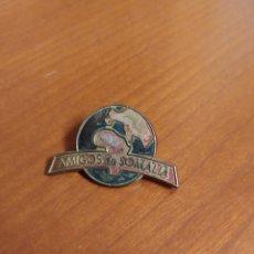 Pins de colección: PIN ONG AMIGOS DE SOMALIA AFRICA. Lote 195343796