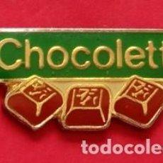 Pins de colección: PIN CHOCOLETTI . Lote 195378487