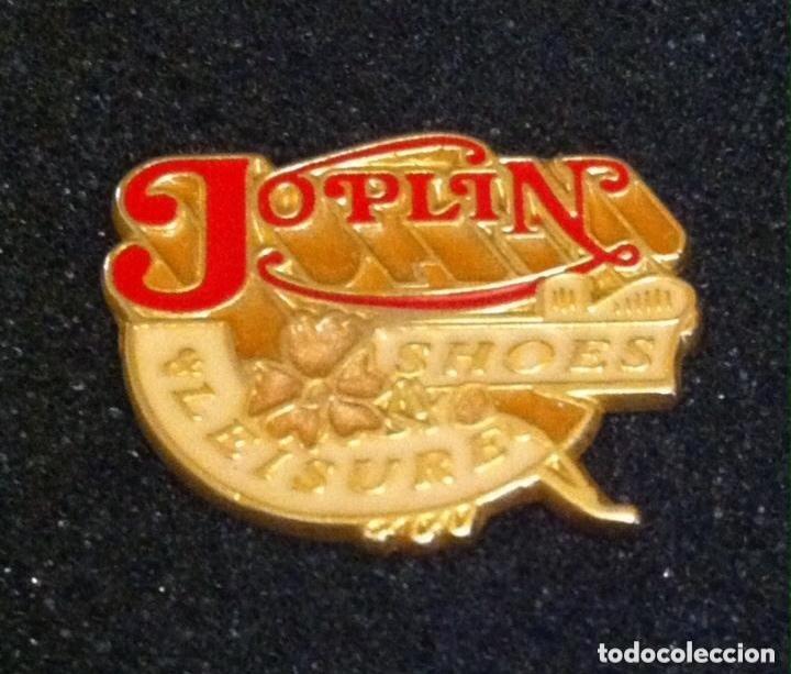 PIN JOPLIN (Coleccionismo - Pins)