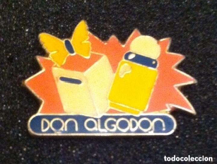 PIN DON ALGODON (Coleccionismo - Pins)