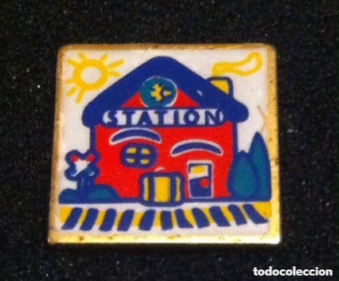 PIN STATION (Coleccionismo - Pins)