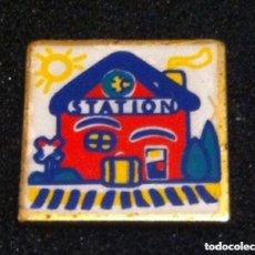 Pins de colección: PIN STATION. Lote 195390323