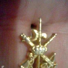 Pins de colección: LEGION SIMBOLO PIN PINCHO METAL DORADO 2,5 CMS ALTO. Lote 195403837