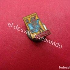 Pins de colección: CAFES SAIMAZA. ANTIGUA INSIGNIA DE SOLAPA. Lote 195422933