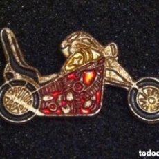 Pins de colección: PIN MOTO. Lote 195423261