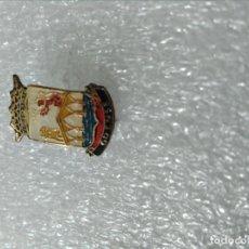 Pins de colección: INSIGNIA HERALDICA ORENSE. Lote 195449110