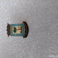Pins de colección: INSIGNIA HERALDICA HUELVA. Lote 195449357
