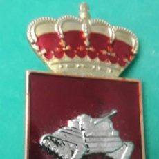 Pins de colección: GRAN PIN DIVISIÓN ACORAZADA EJERCITO ESPAÑOL.. Lote 195517565