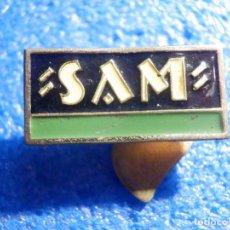 Pins de colección: INSIGNIA DE OJAL - SAM. Lote 195523513