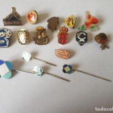 Pins de colección: LOTE DE PINES. Lote 195548065