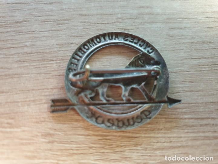 Pins de colección: ANTIGUA INSIGNIA PEUGEOT - Foto 2 - 196249057