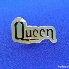 Pins de colección: PIN DISCOTECA QUEEN. Lote 196728086
