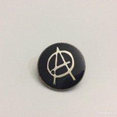 Pins de colección: PIN A ANARKIA 2.5CM. Lote 198667255