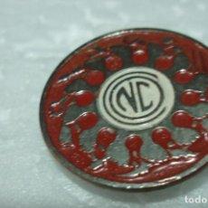 Pins de colección: PIN POLITICO SINDICATO. TRANSICION, DE ALFILER, ESMALTADO. UNICO EN T.C.. Lote 199487398