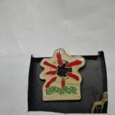 Pins de coleção: PIN LANZAROTE. Lote 199738778