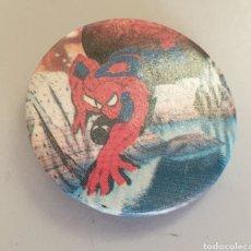Pins de colección: CHAPITA SPIDERMAN EL HOMBRE ARAÑA. Lote 199739752