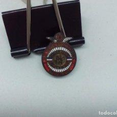 Pins de colección: INSIGNIA METAL DE COMPAÑÍA DE SEGUROS. Lote 199809910