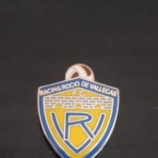Pins de colección: PIN - FUTBOL - RACING ROCIO DE VALLECAS F.C. - ESMALTADO.. Lote 200568228