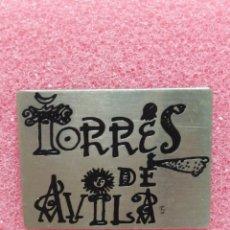Pins de colección: PIN DISCOTECA TORRES DE ÁVILA . Lote 201275448