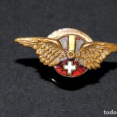 Pins de colección: PIN INSIGNIA DE SOLAPA - HISPANO SUIZA. Lote 201639568