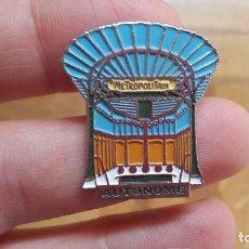 Pin's de collection: PIN METROPOLITAN AUTONOME. Lote 202758917