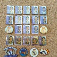 Pins de colección: PINS REAL MADRID. Lote 202828102