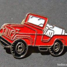 Pins de colección: PIN - JEEP - 4X4 - AUTOMOVILISMO TODO TERRENO. Lote 143071174