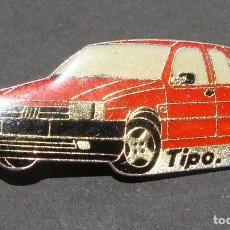 Pins de colección: PIN - FIAT TIPO - AUTOMOVILISMO - COCHE TURISMO DEPORTIVO. Lote 143071366