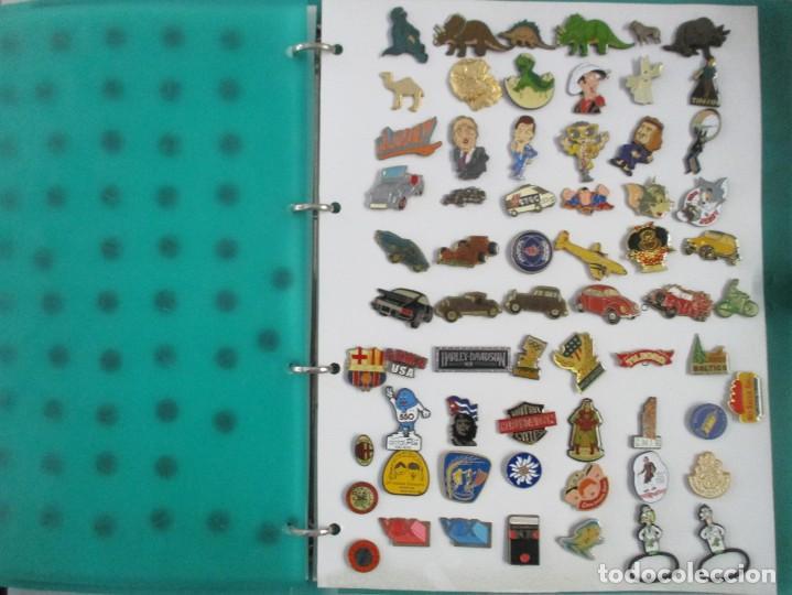 Pins de colección: FABULOSA COLECCION DE 190 PINS / ALBUM INCLUIDO / MUY BUEN ESTADO - Foto 2 - 203332721