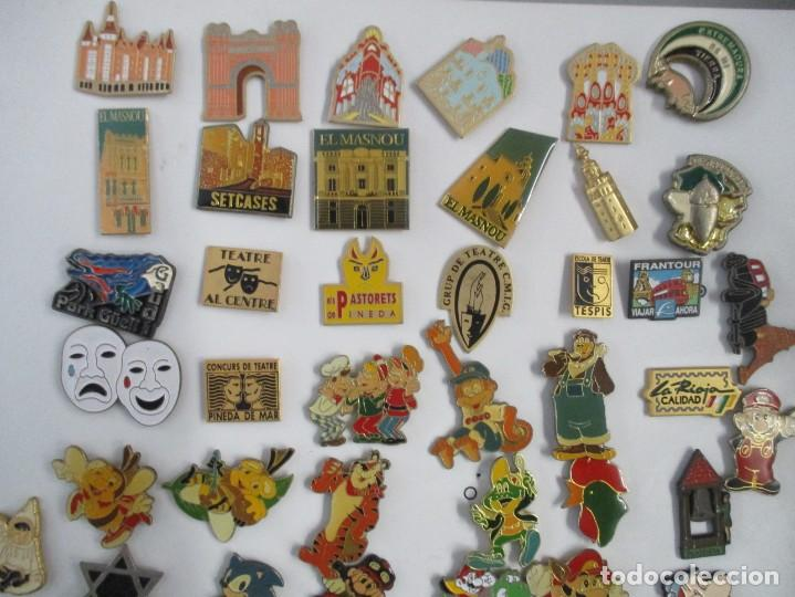 Pins de colección: FABULOSA COLECCION DE 190 PINS / ALBUM INCLUIDO / MUY BUEN ESTADO - Foto 4 - 203332721