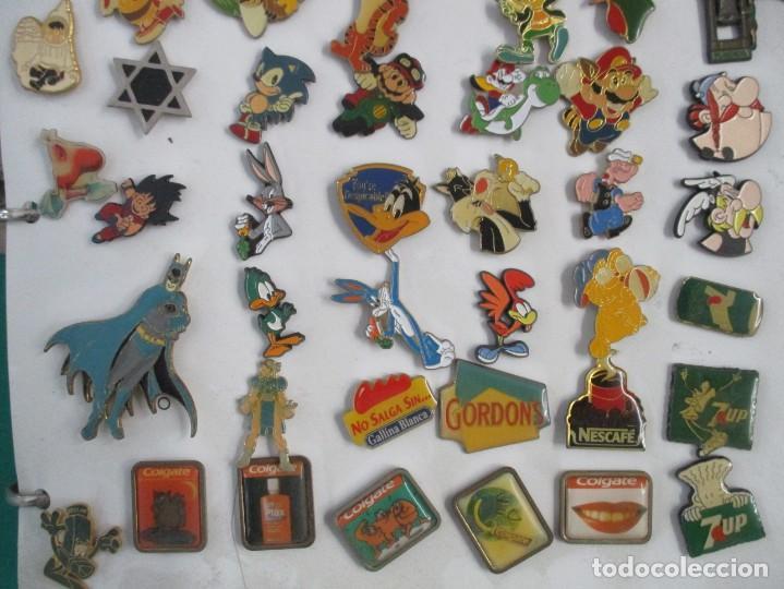 Pins de colección: FABULOSA COLECCION DE 190 PINS / ALBUM INCLUIDO / MUY BUEN ESTADO - Foto 5 - 203332721