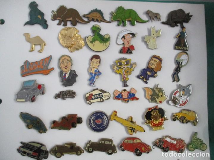 Pins de colección: FABULOSA COLECCION DE 190 PINS / ALBUM INCLUIDO / MUY BUEN ESTADO - Foto 6 - 203332721