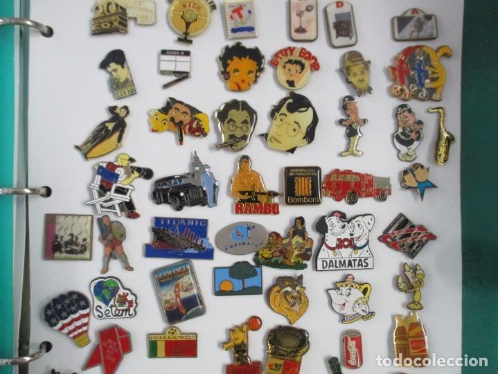 Pins de colección: FABULOSA COLECCION DE 190 PINS / ALBUM INCLUIDO / MUY BUEN ESTADO - Foto 8 - 203332721